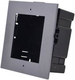 Врезная монтажная рамка Hikvision на 1 модуль DS-KD-ACF1/Plastic
