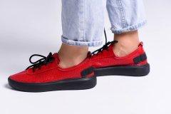 Кеди Maya Shoes 2484 Червоні 37р