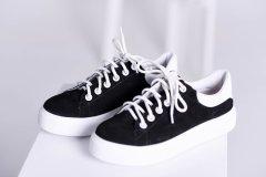 Кеди Maya Shoes 2448 Чорні 37р