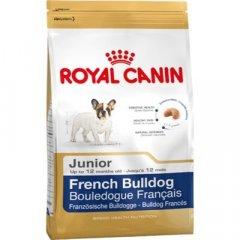 Сухой корм Royal Canin French Bulldog Junior для щенков французский бульдог до 12 месяц 1 кг (765388594)