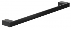 Полотенцедержатель GENWEC Pompei GW05 64 04 03 черный матовый
