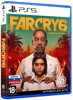 Игра Far Cry 6 для PS5 (Blu-ray диск, Russian version)