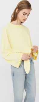 Свитшот Mango 830LN041 M/L Пастельно-желтый (5000000563609)