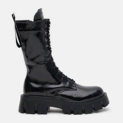 Ботинки Konors А 21021-02/3/1 36 24.2 Черный лак (2000000487984)