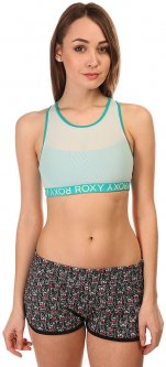 Топ спортивный Roxy ro09500595 XS Бирюзовый (SHEK2000000352442)