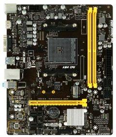 Материнская плата Biostar B450MH (sAM4, AMD B450, PCI-Ex16)