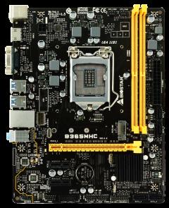 Материнская плата Biostar B365MHC (s1151, Intel B365, PCI-Ex16)