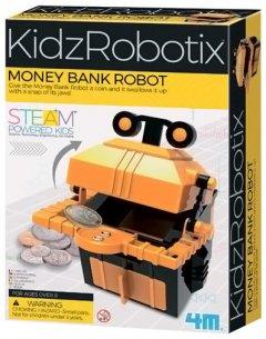 Робот-копилка своими руками 4M (00-03422)