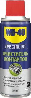 Быстросохнущий очиститель контактов WD-40 Specialist 200 мл (5032227702462)