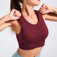 Спортивний топ з Пуш Ап U-Power Fitness Aimee S (Red)