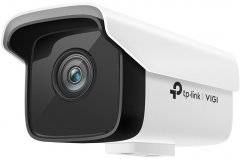 IP-Камера TP-LINK VIGI C300HP-6 PoE 3 Мп 6 мм H265+ WDR Onvif IP67 Bullet внешняя (VIGI-C300HP-6)