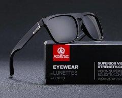 Солнцезащитные очки Kdeam, поляризационные Черные (КD 156 - 4386)