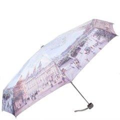 Женский компактный облегченный механический зонт LAMBERTI z75325-l1819a-0pb2