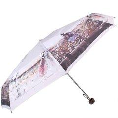 Женский компактный облегченный механический зонт LAMBERTI z75325-l1817a-0pb2