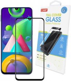 Защитное стекло Global Full Glue для Samsung Galaxy M21 Black (1283126498022)