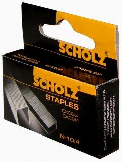 Набор скоб Scholz №10 10 упаковок по 1000 штук (4720/18591662472001)