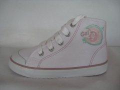 Кеди для дівчинки Garvalin 132641 білі 32