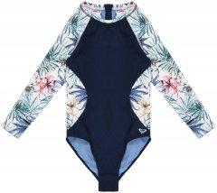 Спортивний купальник Roxy ro09500670 (10) 140 см Темно-синій (2000000353579)