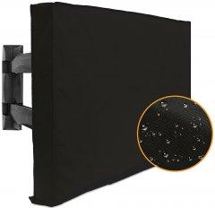 """Чехол для ТВ ArmorStandart водонепроницаемый пылезащитный 46-48"""" Black (ARM56284)"""