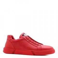 Кеди чоловічі Prego 20691 колір червоний розмір 40 (VS МТКВ/20/9766-3/11)