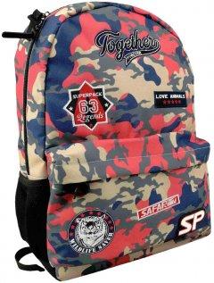 Рюкзак Safari Style 45 х 29 х 18 см 24 л (20-171L-2/8591662001716)