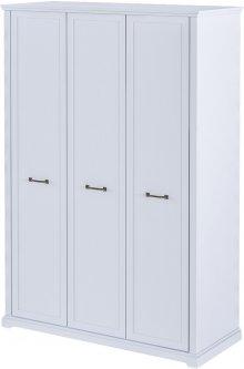 Шкаф Aqua Rodos Bianca для одежды 3-х дверный (BIAWARD-3D)