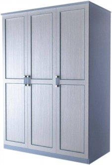 Шкаф Aqua Rodos Voyage 128 для одежды Голубой (VG-С3-128-BLU)