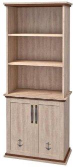 Шкаф Aqua Rodos Skipper для книг (SK-RB2D3P-80)