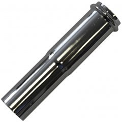 Патрубок латунный для сифона PLAST BRNO 32x32/150 мм (EMCR005)