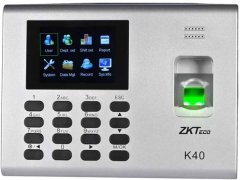 Биометрический терминал ZKTeco K40/ID (DS264409)