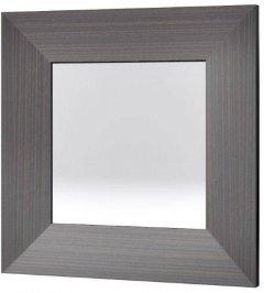 Зеркало Aqua Rodos Карат 62 см Black (KRBLMIR-620-BLACK-GOLD)