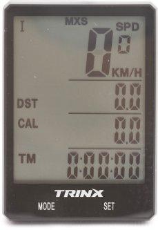 Велокомпьютер безпроводной Trinx MB04