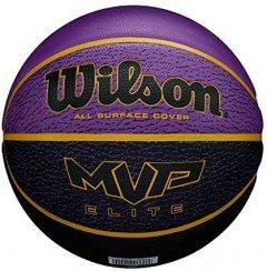 Мяч баскетбольный Wilson MVP Elite pr/bl Size 7 (WTB1461xb07)