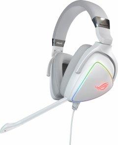 Наушники Asus ROG Delta White Edition (90YH02HW-B2UA00)