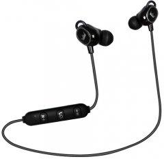 Наушники Crown CMBE-500 Bluetooth Black