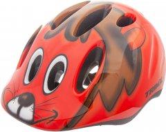 Велосипедный шлем TRINX TT13 animal 44-48 см Red (TT13.animal.R)