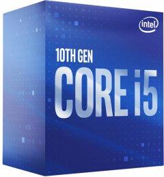 Процессор Intel Core i5-10600K 4.1GHz/12MB (BX8070110600K) s1200 BOX