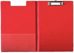 Папка-планшет Esselte А4 с передней крышкой и металлическим клипом Красная (56043)