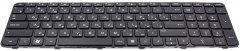 Клавиатура для ноутбука PowerPlant HP Pavilion G6-2000 Черная (KB312665)