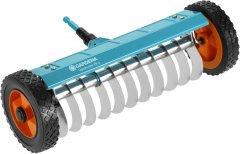 Грабли фрезерующие на колесах для газонов Gardena Combisystem 32 см (03395-20.000.00)