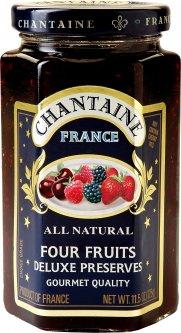 Джем Chantaine 4 ягоды 325 г (3492390021005)