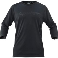 Велоджерси чоловіча Troy Lee Designs Ruckus BMX чорна XL