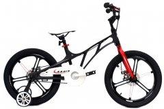 """Детский велосипед Ardis Pilot 18"""" 10"""" 2021 Черный (04862-Ч)"""