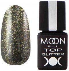 Топ Moon Full Glitter №2 Gold 8 мл (5908254189555)