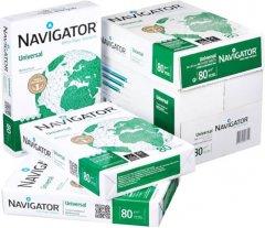 Набор бумаги офисной Navigator A4 80 г/м2 класс A+ 2500 листов Белой (5602024006119)
