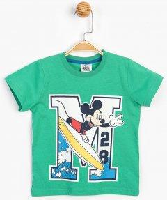 Футболка Disney Mickey Mouse MC15466 92 см Салатовая (8691109786999)