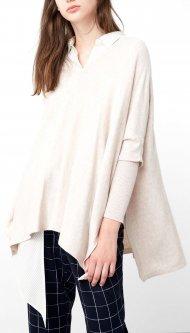 Пуловер Mango 73007553 One size Светло-серый (AB5000000133505)