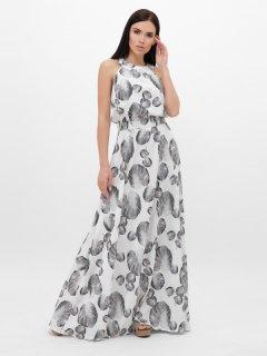 Сарафан Fashion Up Florentine SRF-1814A 44 Серый с белым (2100000278732)