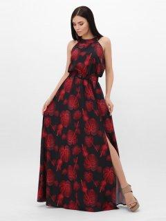 Сарафан Fashion Up Florentine SRF-1814B 42 Красный с черным (2100000278763)