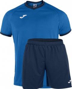Футбольная экипировка Joma Academy 2XS Сине-Темно-синяя (101097.703_2XS)